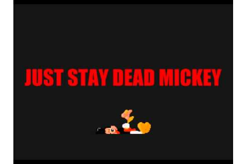 Mickey Mania Game Over Dipset Swag (Mickey's Dead) - YouTube