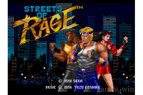 27 Years Ago, 'Streets of Rage' Changed the Game - Black ...