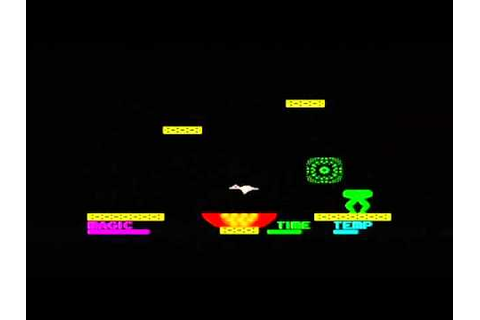 Beaky And The Egg Snatchers - ZX Spectrum - YouTube