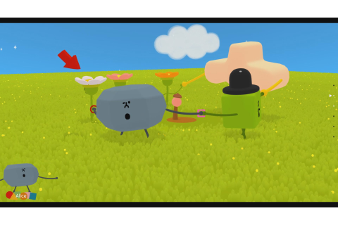 Wattam is almost too cute for words