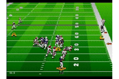 Bill Walsh College Football 95 - YouTube