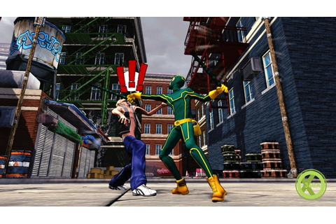 Kick-Ass 2 Video Game Kicking Ass in November - Xbox One ...