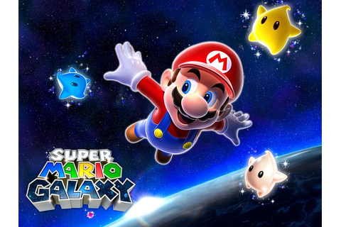 Super Mario Galaxy ~ GAME XONE