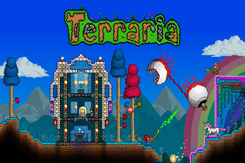 10 Games Like Terraria to Play Right Now | MobiPicker