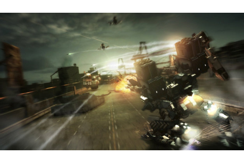 Armored Core® V Game | PS3 - PlayStation