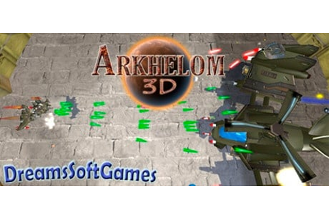 Arkhelom 3D on Steam - PC Game | HRK