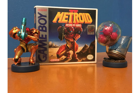 Metroid: Samus Returns Special Edition Features Metroid II ...