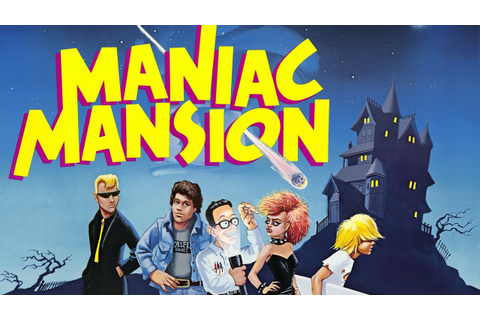 Maniac Mansion Retrospective | Gaming History 101