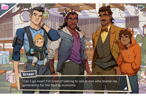 One Of Steam's Top Selling Games Is A Dad Dating Simulator