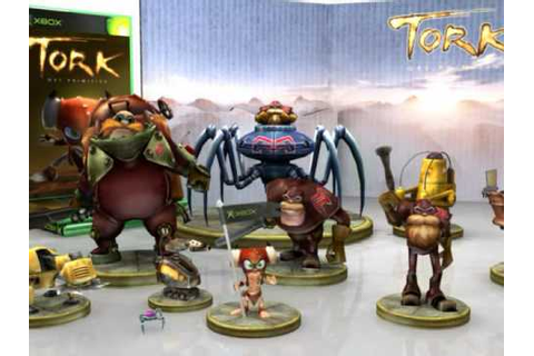 [HQ] - Tork: Toy's collection - YouTube