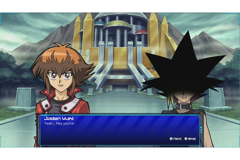 [PS4] Yu-Gi-Oh! Legacy of the Duelist [GX] - The Next King ...