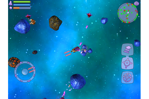 Review: Space Miner: Space Ore Bust HD (iPad/iPhone) Deliv ...