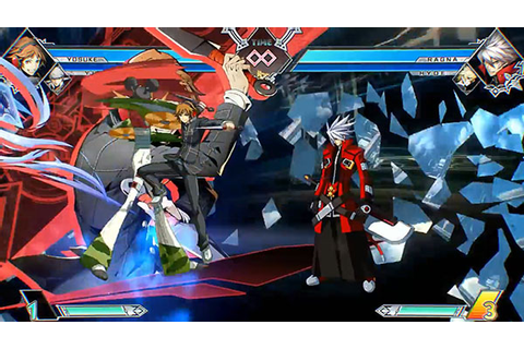 BlazBlue: Cross Tag Battle playable at NYCC 2017, RTX ...