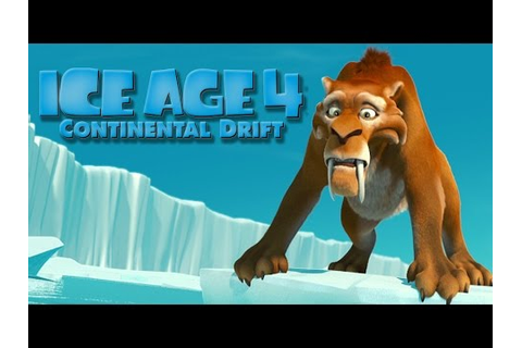#2 Ice Age 4 Continental Drift Arctic Games - Glacier ...
