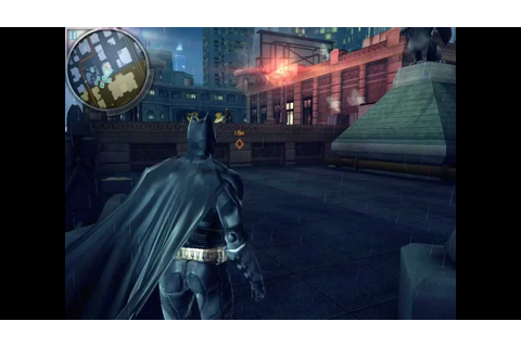 Gameplay Batman : The Dark Knight Rises - YouTube