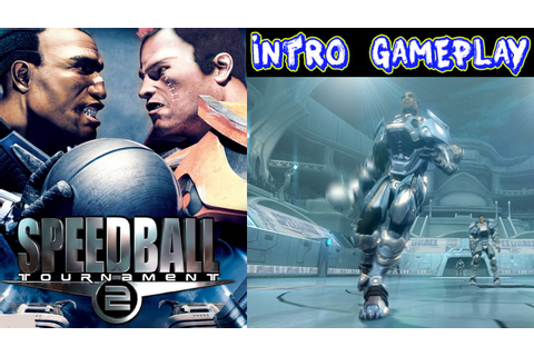 Speedball 2 Tournament INTRO & Gameplay PC HD - YouTube