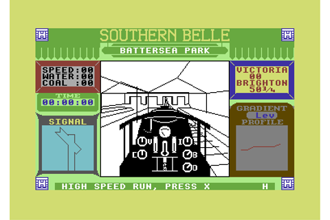 Download Southern Belle - My Abandonware