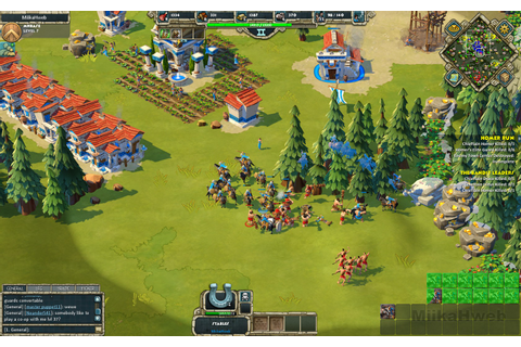 MiikaHweb - Game : Age of Empires Online