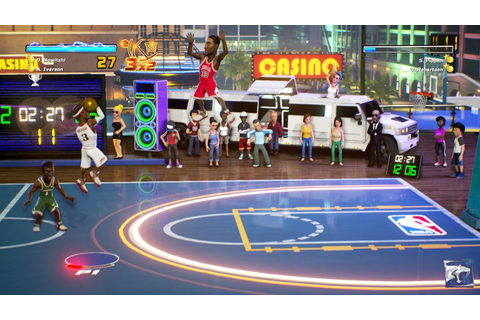 NBA Playgrounds Makes Roster Unlock Available - Sports ...