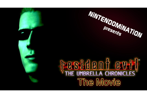 Resident Evil: The Umbrella Chronicles - The Movie (HD ...