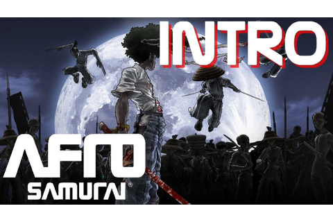 Afro Samurai: The Game - Intro - YouTube