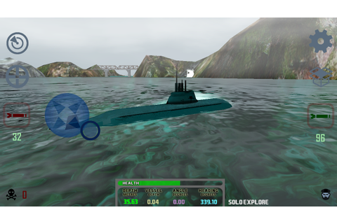 Submarine Sim MMO - Android Apps on Google Play