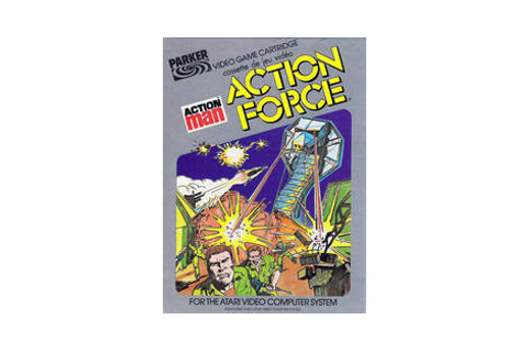 Action Force - Atari 2600 game