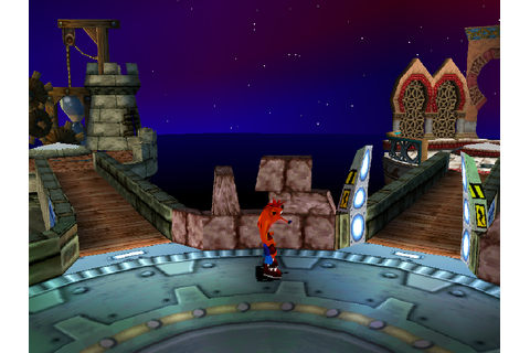 Crash Bandicoot 3 - Warped (E) ISO