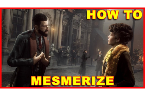 Vampyr: How to Mesmerize - YouTube