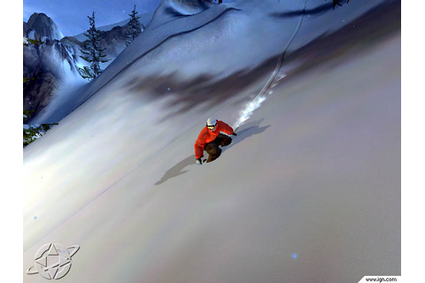 TransWorld Snowboarding Screenshots, Pictures, Wallpapers ...