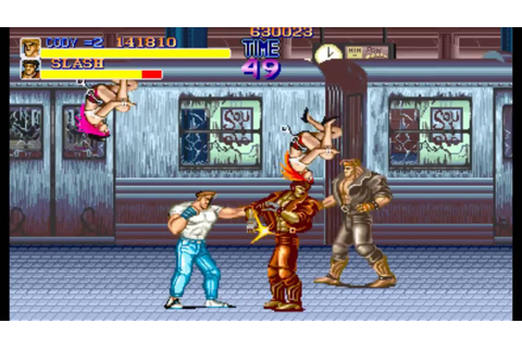 Final Fight (CODY) : Full Length Game - Final Fight Arcade ...