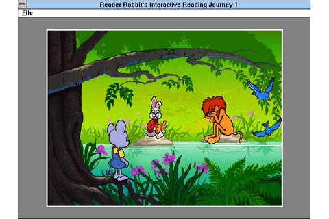 Reader Rabbit's Reading Journey 1 Download (1996 ...