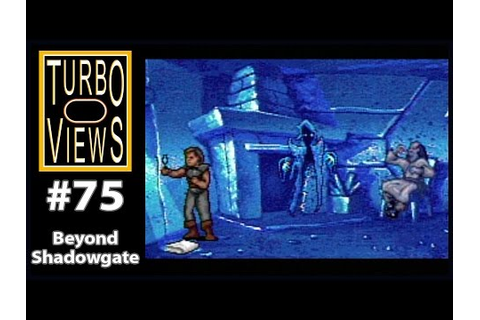"""Beyond Shadowgate"" - Turbo Views #75 (TurboGrafx-16 / Duo ..."