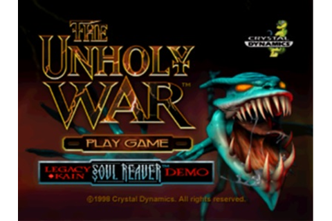 The Unholy War PS1 ISO - Download Game Roms Isos - Downarea51