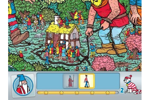 Where's Wally? Fantastic Journey 3 Review (WiiWare ...