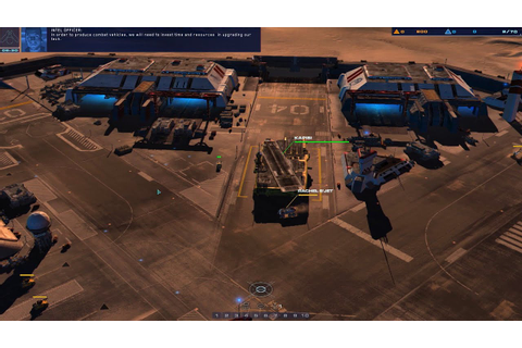 Homeworld: Deserts of Kharak Dev Commentary Preview Part 1 ...