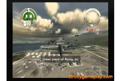 Heroes of the Pacific PS2 Gameplay - YouTube