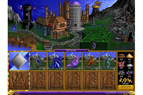 Heroes of Might and Magic: A Strategic Quest (1995 video game)