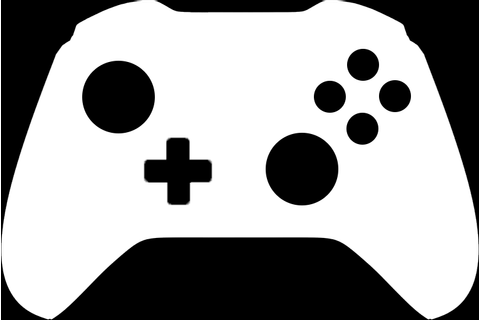Free Xbox One Controller Silhouette Vector PSD - TitanUI