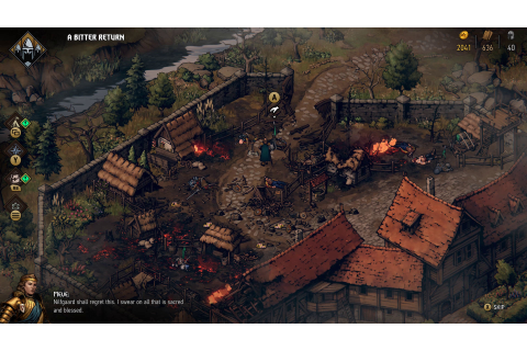 Thronebreaker: The Witcher Tales New Developer Stream ...