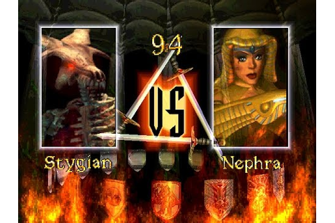 Cardinal Syn PS1 Stygian vs Nephra - YouTube