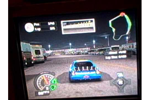 NASCAR 06: Total Team Control walkthrough, Talladega ...
