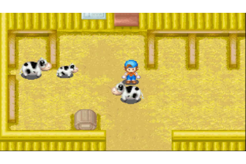 Visual Boy Advance Emulator 1.8.0 (Beta 3) | Harvest Moon ...