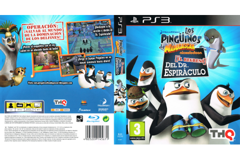 BLES01219 - The Penguins of Madagascar: Dr. Blowhole ...