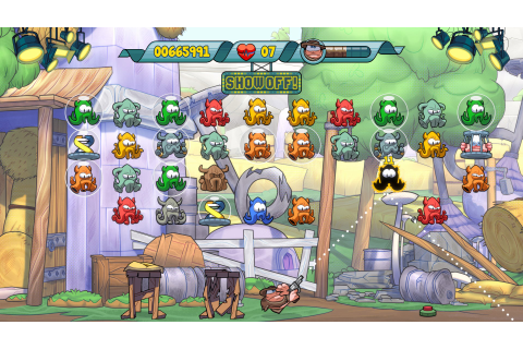 Doughlings: Invasion (PS4 / PlayStation 4) Game Profile ...