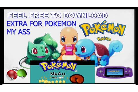 Best GBA ROM Pokemon Game For Pc Download [save link no ...
