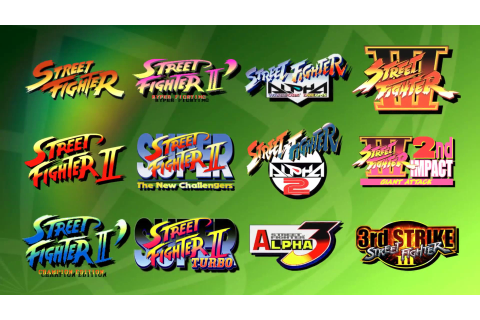 Street Fighter 30th Anniversary Collection (PS4, XB1 ...