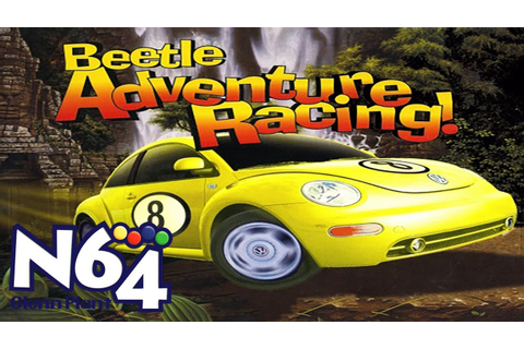 Beetle Adventure Racing - Nintendo 64 Review - HD - YouTube