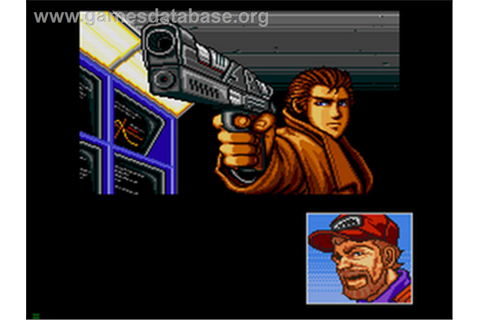Snatcher - Sega CD - Games Database