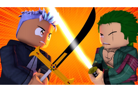 YORU VS LIGHT NO ONE PIECE de ROBLOX !! ( KING PIECE ...
